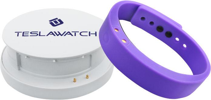 Фитнес-браслет Teslawatch T-band